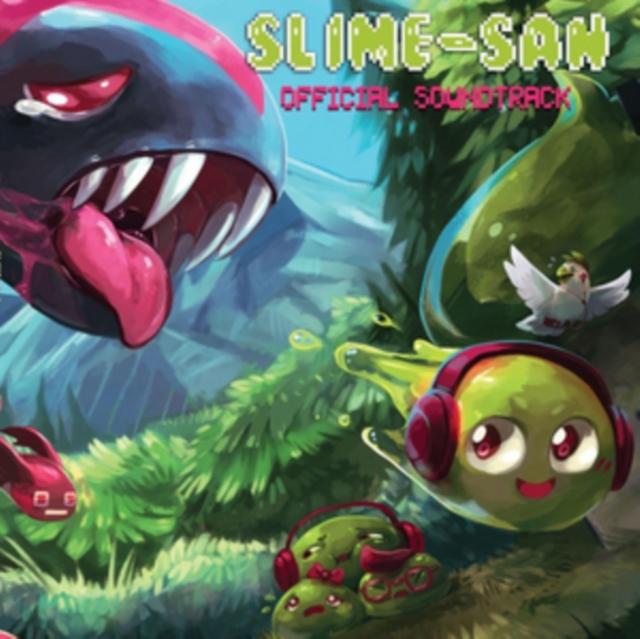 """Slime-San (Vinyl / 12"""" Album Coloured Vinyl)"""