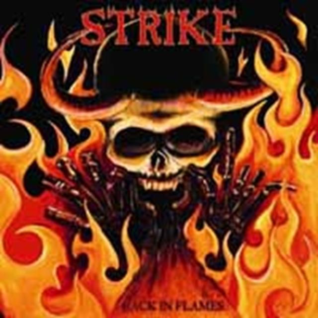 Back In Flames (CD / Album)