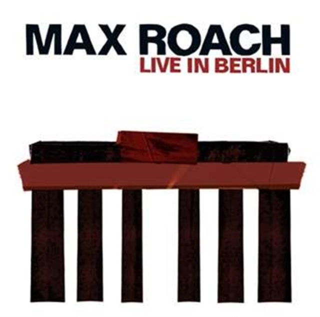 Live in Berlin (Max Roach) (CD / Album)