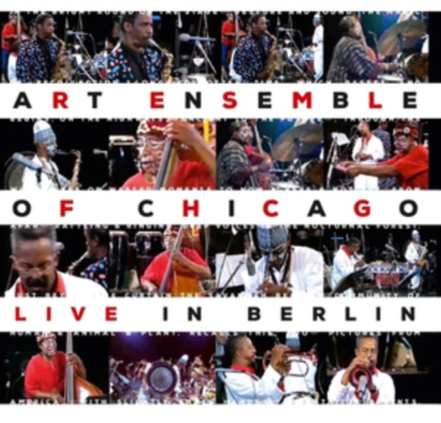 Live in Berlin (Art Ensemble of Chicago) (CD / Album)