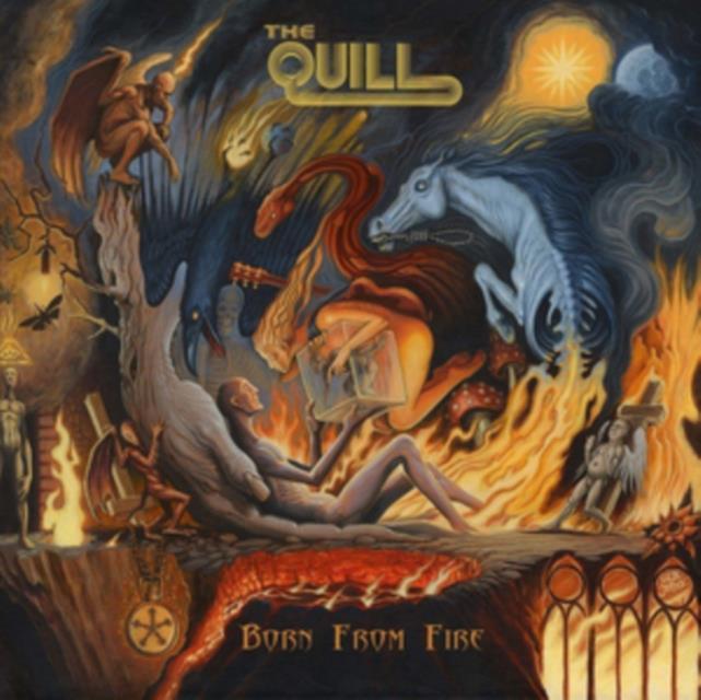 Born from Fire (CD / Album Digipak)