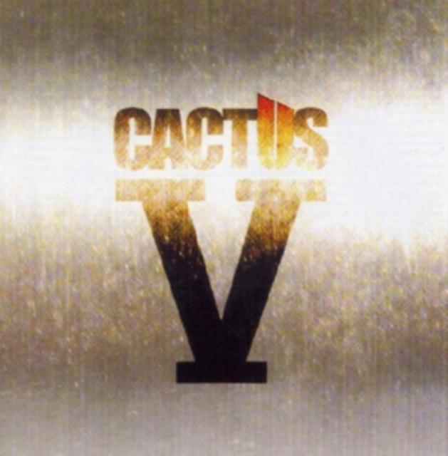 V (Cactus) (CD / Album Digipak)