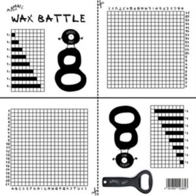 008 (Apparel Wax) (Vinyl / 12