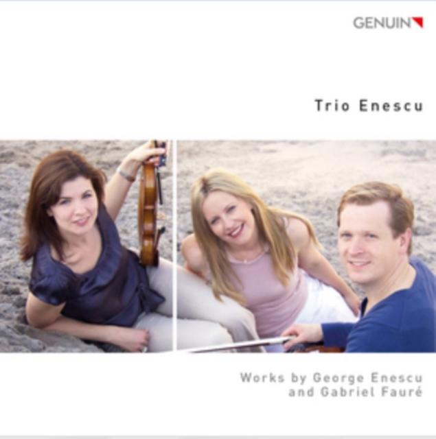 Levně Trio Enescu: Works By George Enescu and Gabriel Faure (CD / Album)
