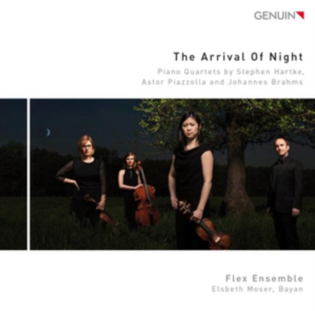 The Arrival of Night (CD / Album)
