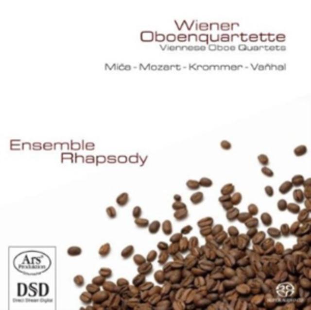 Viennese Oboe Quartets: Mica/Mozart/Krommer/Vanhal (SACD)