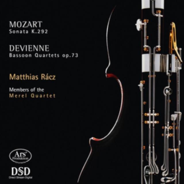 Mozart: Sonata, K.292/Devienne: Bassoon Quartets, Op. 73 (SACD)