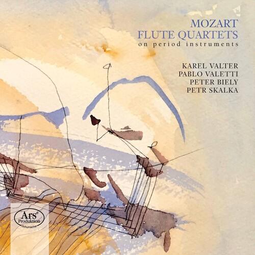 Mozart: Flute Quartets On Period Instruments (SACD)