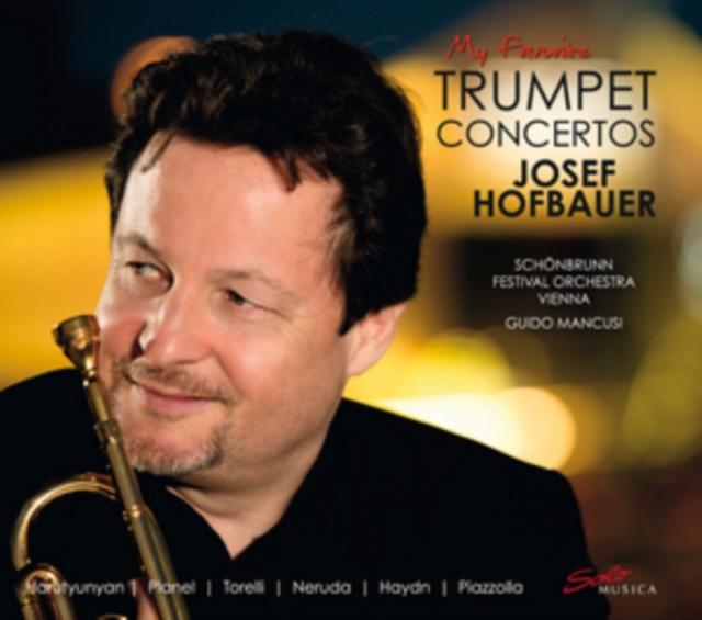 My Favorite Trumpet Concertos (CD / Album)