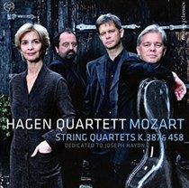 Mozart: String Quartets, K387 & 458 (SACD)