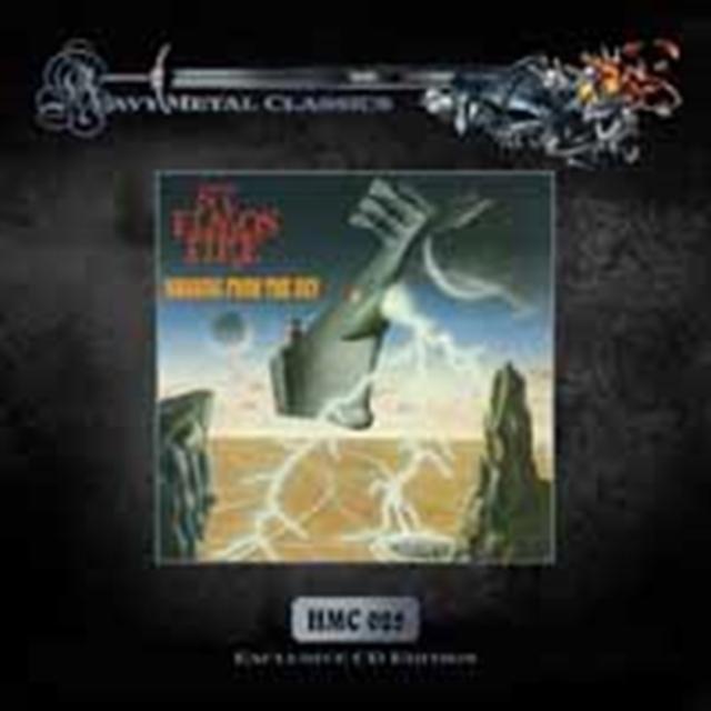 Warning From The Sky (St Elmos Fire) (CD / Album)