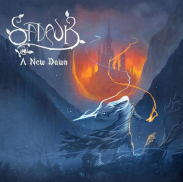 A New Dawn (Sadauk) (CD / Album)