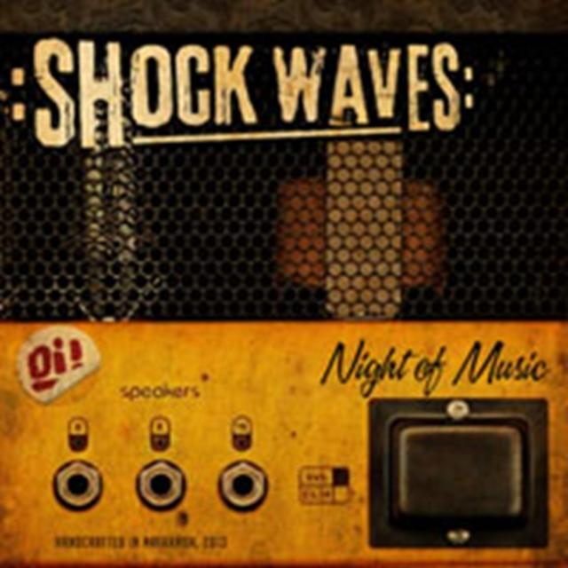 Night Of The Music (CD / Album)