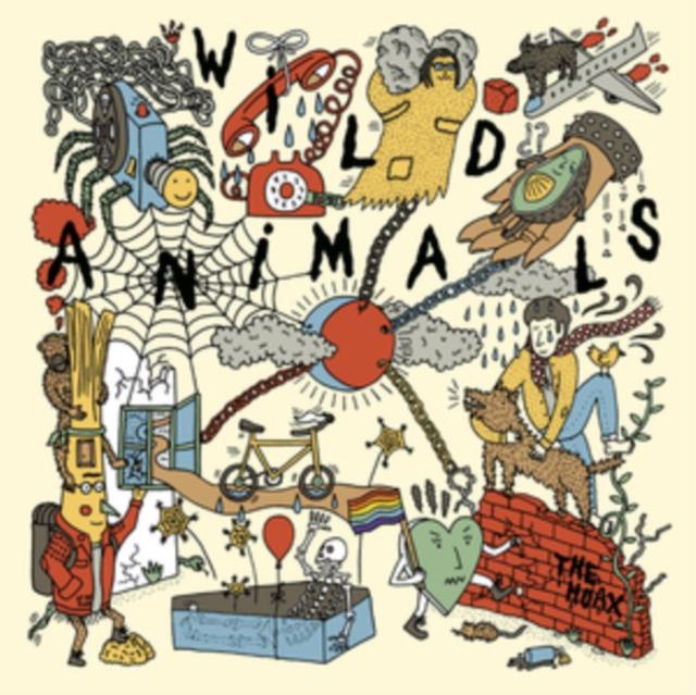 The Hoax (Wild Animals) (CD / Album)