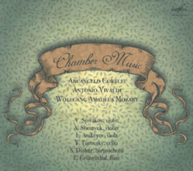 Chamber Music (CD / Album)