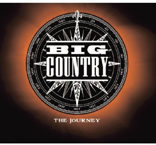 The Journey (Big Country) (CD / Album)