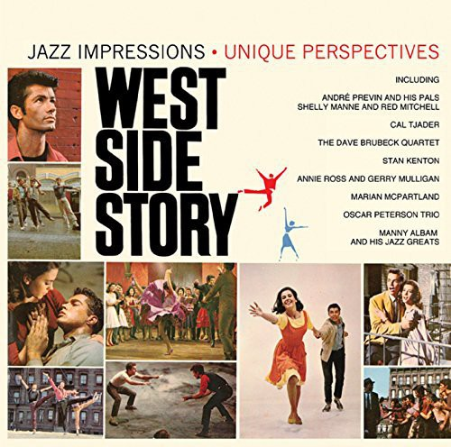 West Side Story: Jazz Impressions Unique / Various (Various Artists) (CD)