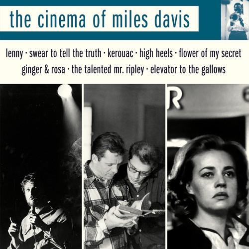 Cinema Of Miles Davis (Miles Davis) (CD)