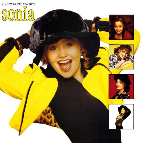 Everybody Knows (Sonia) (CD / Album)