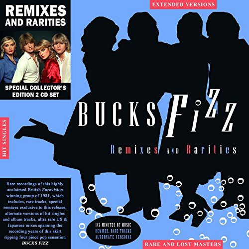 Remixes and Rarities (Bucks Fizz) (CD / Album)