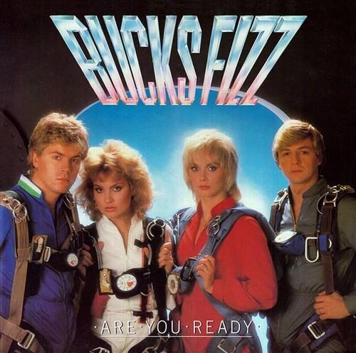 Are You Ready (Bucks Fizz) (CD / Album)