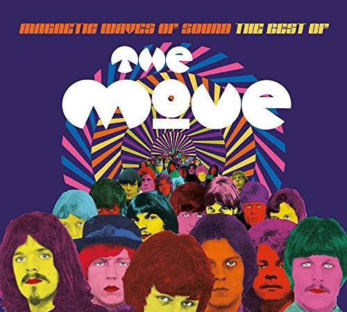 Magnetic Waves of Sound (The Move) (CD / Album with DVD)