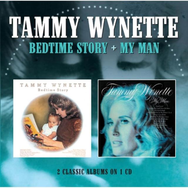Bedtime Story / My Man (Tammy Wynette) (CD)