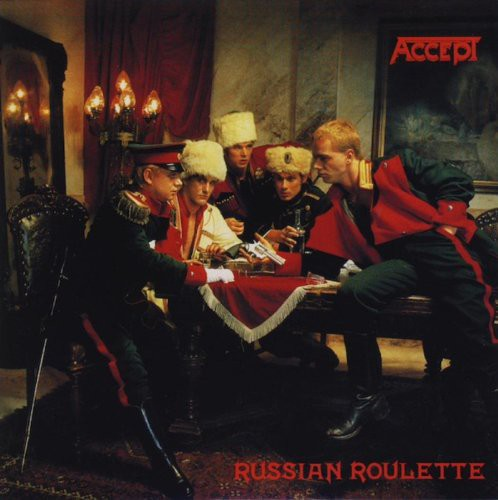 Russian Roulette (Accept) (CD)
