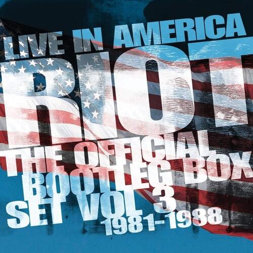 Live in America (Riot) (CD / Box Set)