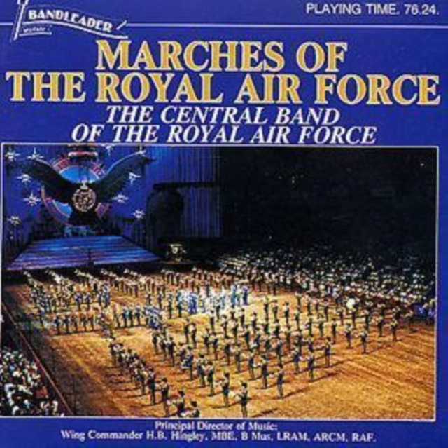 Marches of the Royal Air Force (CD / Album)