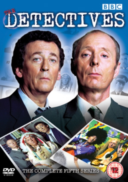 Detectives: Series 5 (Graeme Harper) (DVD)
