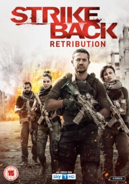 Strike Back: Retribution (DVD / Box Set)