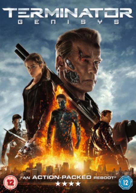 Terminator Genisys (Alan Taylor) (DVD)