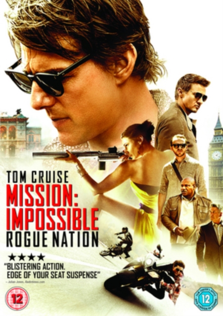 Mission Impossible: Rogue Nation (Christopher McQuarrie) (DVD)