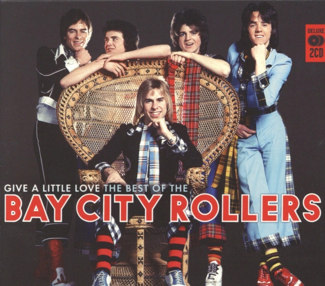 Give a Little Love: The Best Of (Bay City Rollers) (CD / Album)