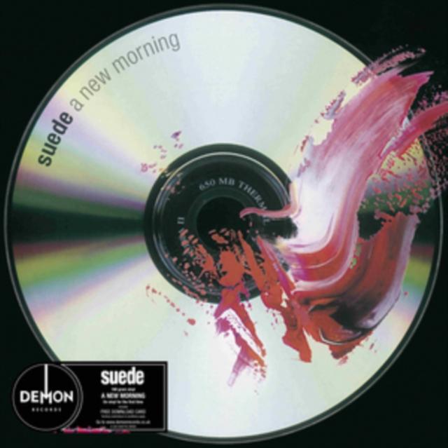 "A New Morning (Suede) (Vinyl / 12"" Album)"