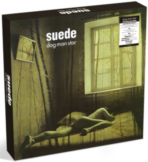Dog Man Star (Suede) (CD / with Blu-ray & DVD)
