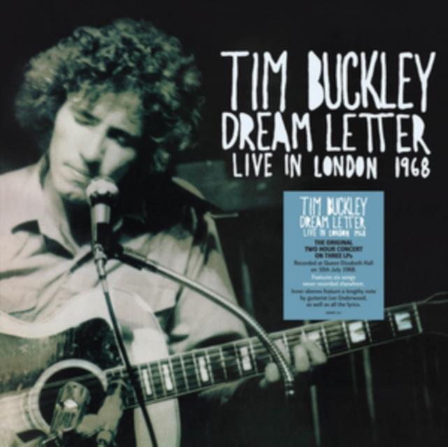 """Dream Letter (Tim Buckley) (Vinyl / 12"""" Album)"""