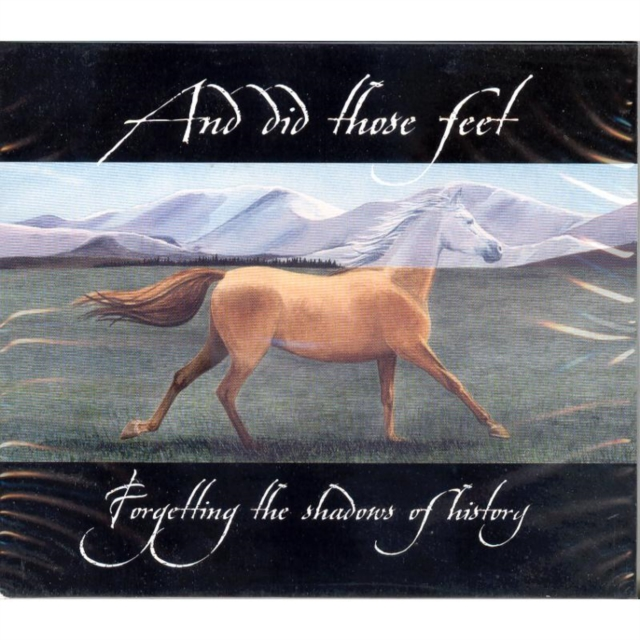 Forgetting the Shadows of History (And Did Those Feet) (CD / Album)