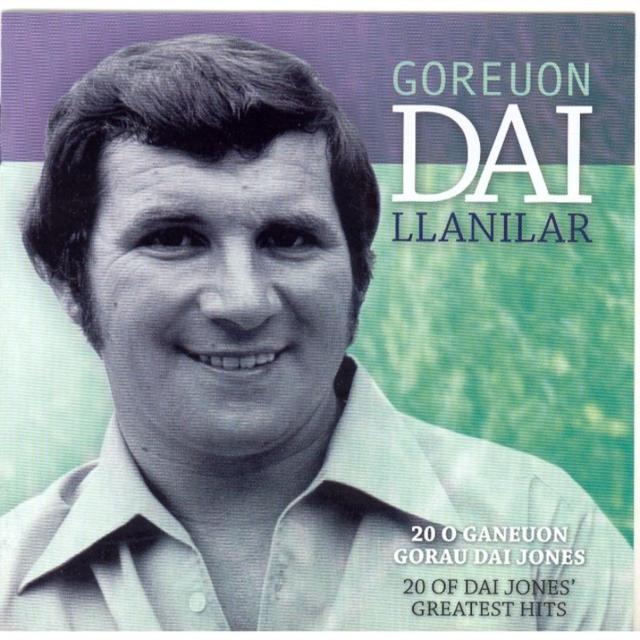 Greatest Hits (Dai Jones) (CD / Album)