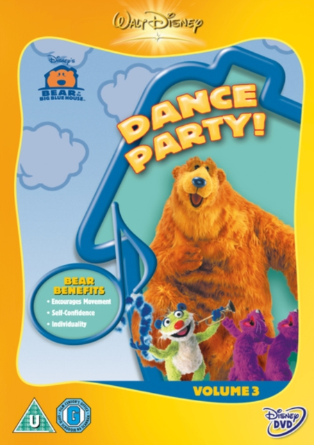 Bear in the Big Blue House: Dance Party (DVD)