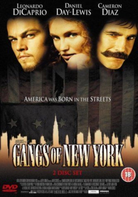 Gangs of New York (Martin Scorsese) (DVD)