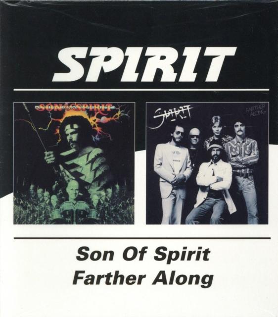 Son of Spirit/farther Along (The Spirit) (CD / Album)