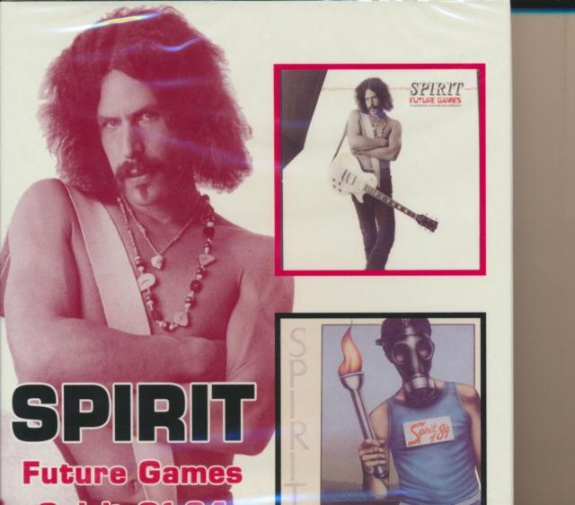 Future Games/Spirit of '84 (The Spirit) (CD / Album)