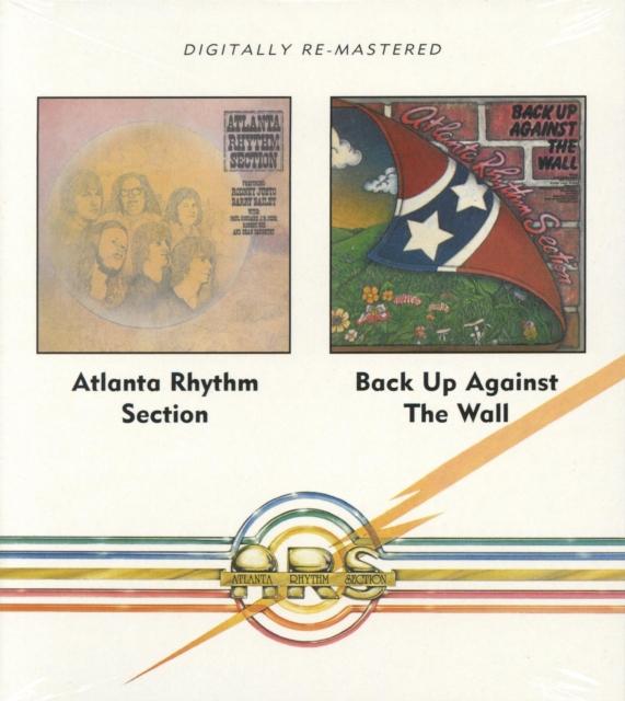 Atlanta Rhythm Section/Back Up Against the Wall (Atlanta Rhythm Section) (CD / Album)