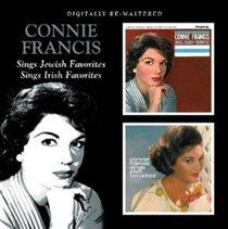 Sings Jewish Favorites/Sings Irish Favorites (Connie Francis) (CD / Album)