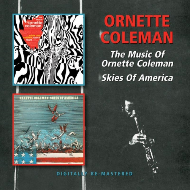 The Music of Ornette Coleman/Skies of America (Ornette Coleman) (CD / Album)