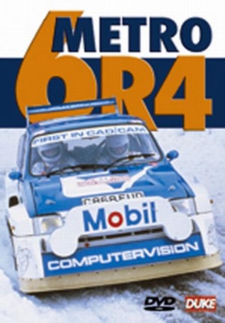 Metro 6R4 (DVD)