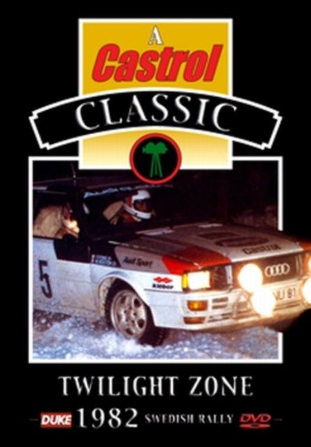 Twilight Zone Swedish Rally: 1982 (DVD)