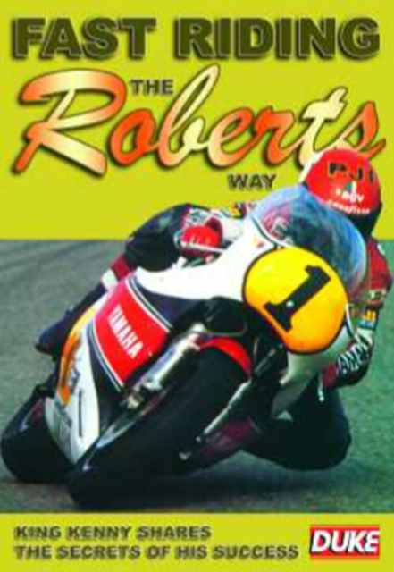 Fast Riding the Roberts Way (DVD)